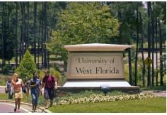 Main entrance to UWF